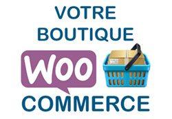 Votre boutique en ligne
